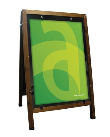 Traditional Poster A-Board - Pavement Signs & Forecourt Signs