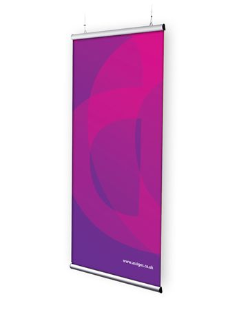 Poster Clip Banner System - Assigns
