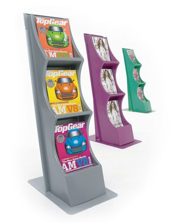 Point-of-Sale Display Stands - Assigns