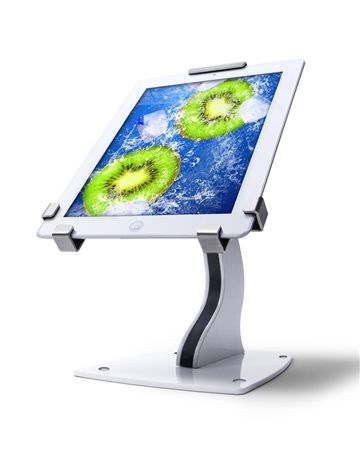 Tri-grip Tablet Holder – Counter Mounted