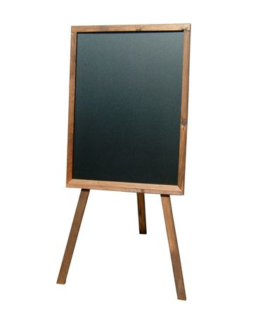 Chalkboard and Easel - Assigns