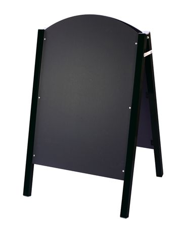 Steel Legged A-Board Chalkboard - Assigns