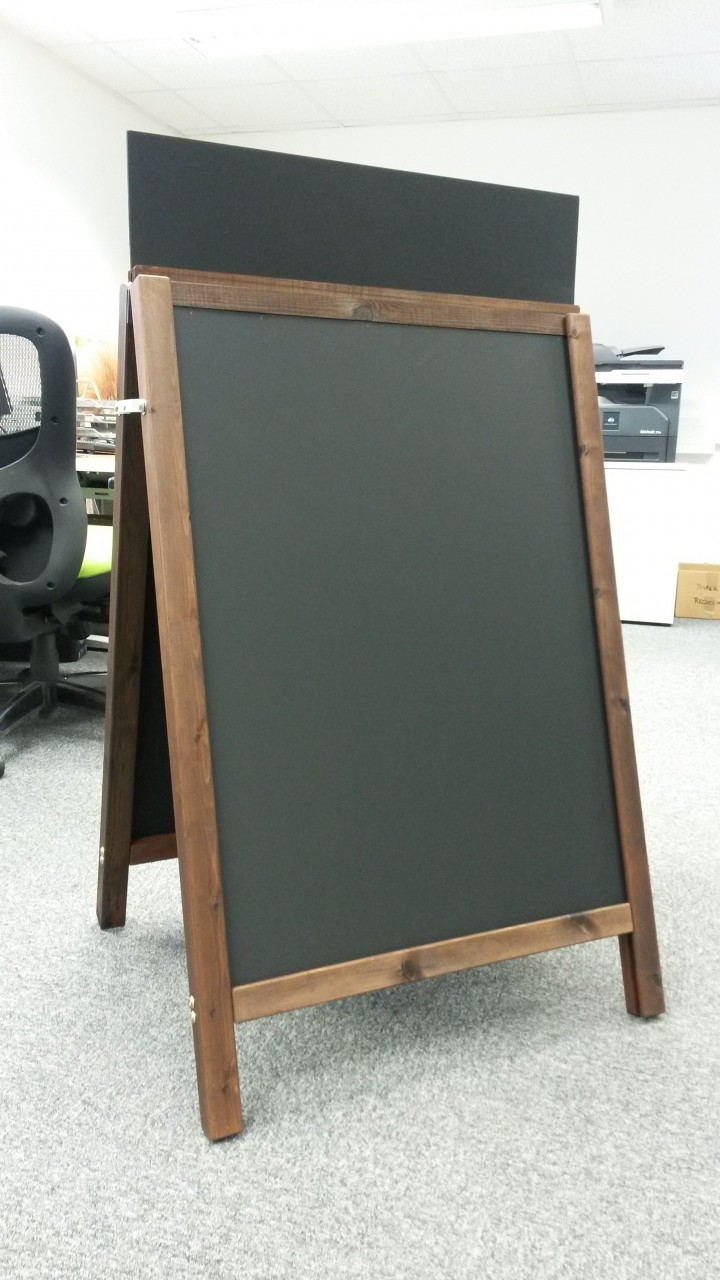 Chalkboard-A-Board-for-A1-Foamex-Panel-with-Header