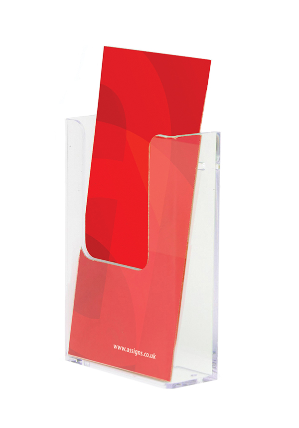 dl-wall-mounted-brochure-holder