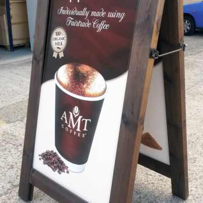 AMT - Coffee A-Board
