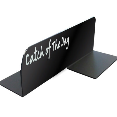 Catch of the Day - Shelf Divider