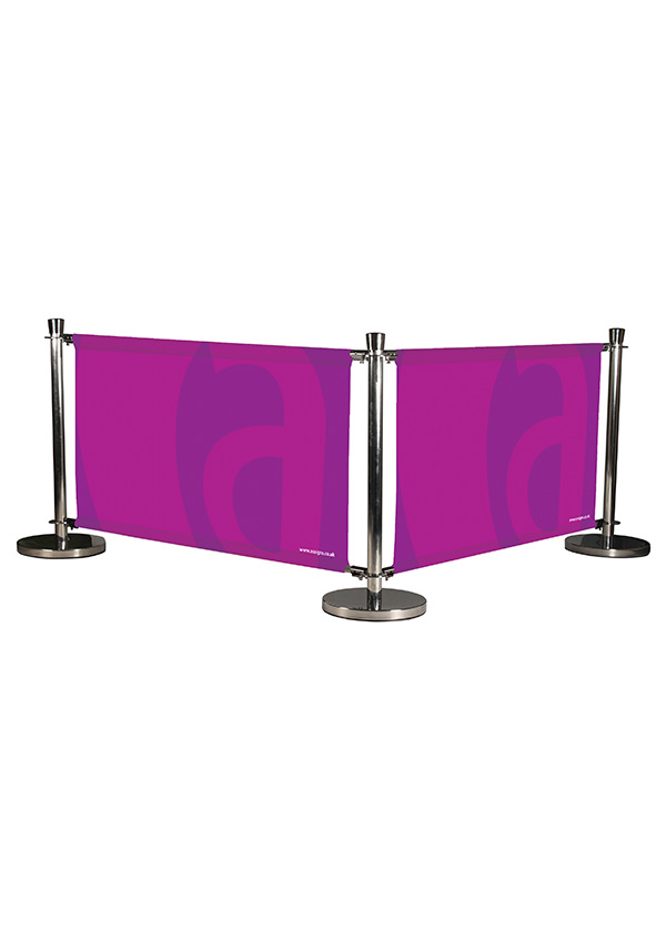 Deluxe Cafe Barrier - Complete-r