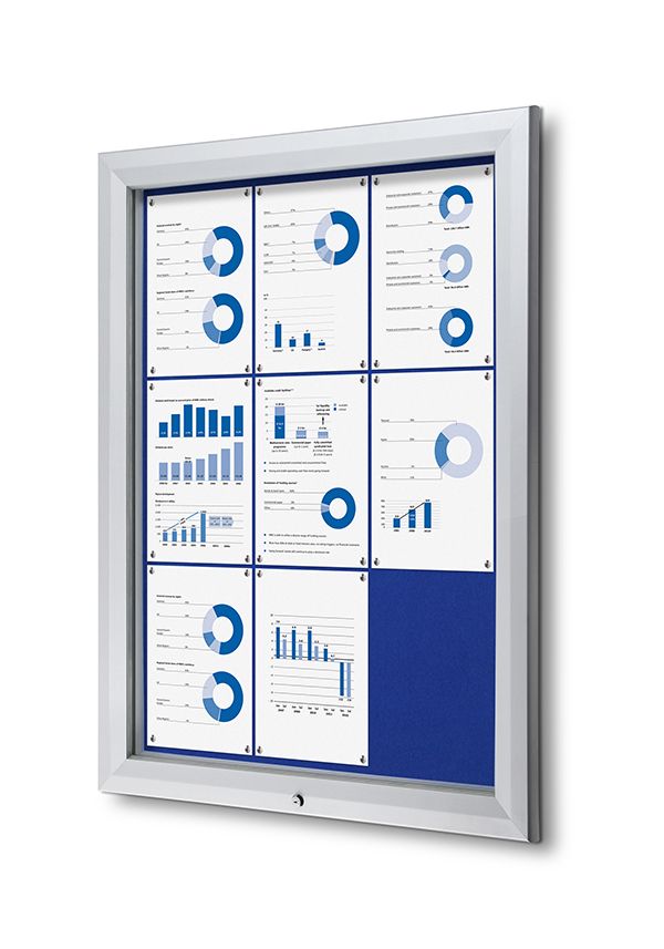 lockable-felt-noticeboard-toughened-glass1a