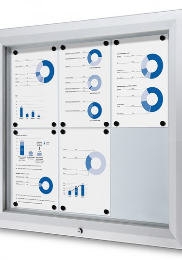 lockable-outdoor-noticeboard-toughened-glass2